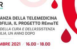 L'importanza della telemedicina nell'emofilia, il progetto REmoTe