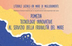 Pomezia: tecnologie innovative al servizio della fruibilità del mare