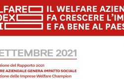 Presentazione del Rapporto 2021: Il welfare aziendale genera impatto sociale e Premiazione delle Imprese Welfare Champion