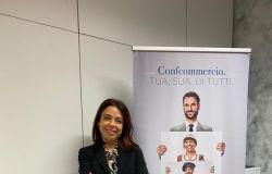 Valeria Strappini presidente Ascom