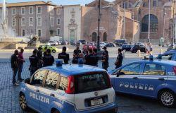 Roma, l'area della stazione Termini sorvegliata speciale dalle Forze dell'Ordine