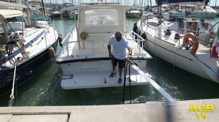 Salone Nautico, un progetto di una start-up di Pomezia in gara per il premio delle innovazioni marittime