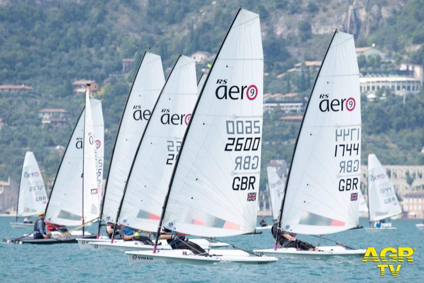 Ostia, 40 equipaggi in gara sul litorale romano per il titolo italiano RS Aereo