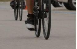 prova in bici