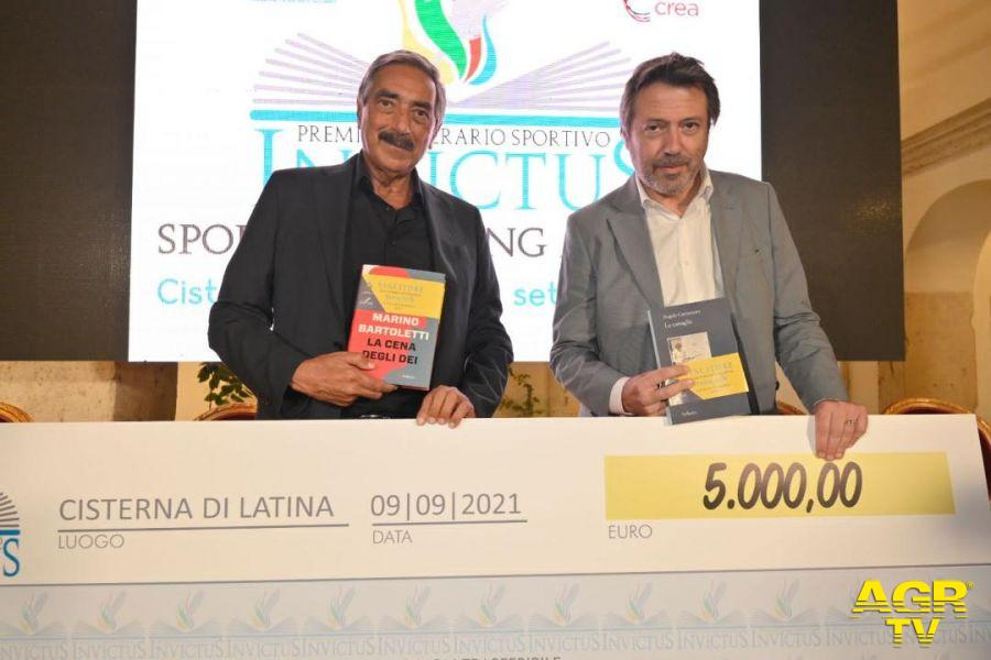 Marino Bartoletti ed Angelo Carotenuto