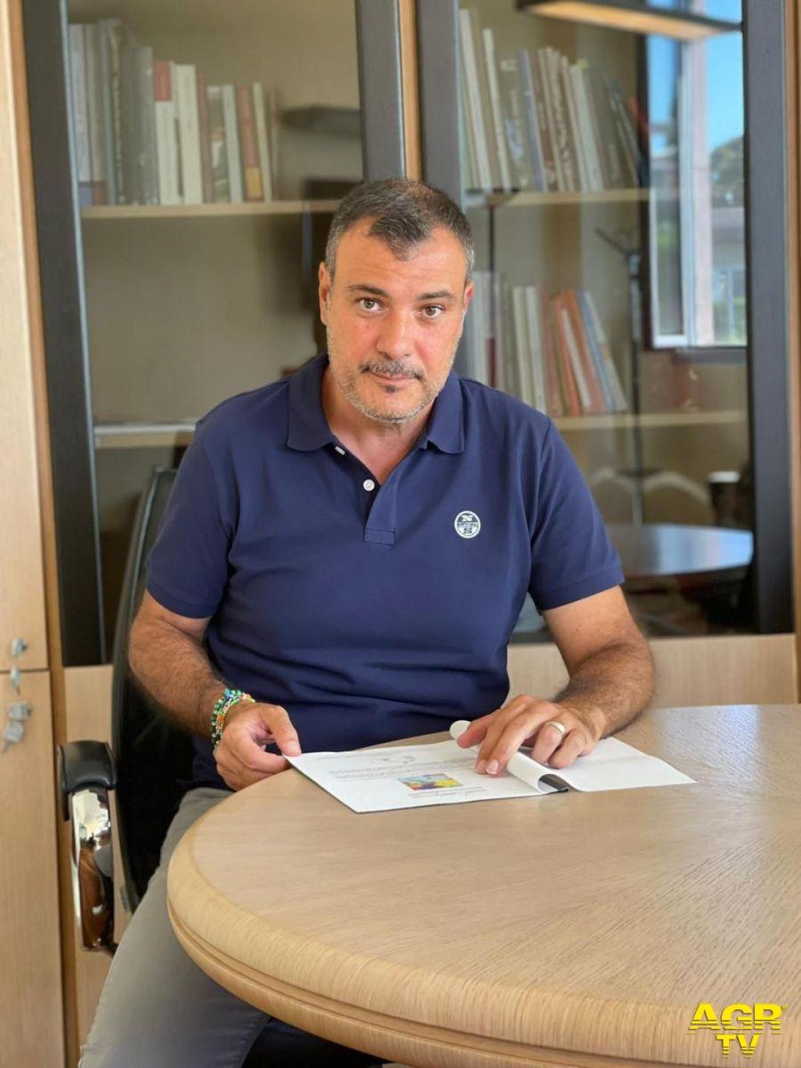 Marco Belmonte candidato Pd consiglio municipale