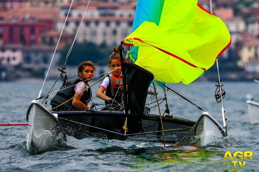 Vela, a Como Campionati giovanili in doppio, domani il gran finale