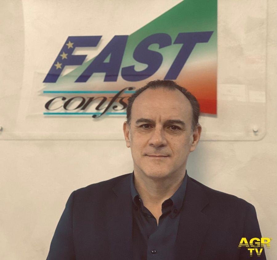 Segretario Generale Fast-Confsal, Pietro Serbassi