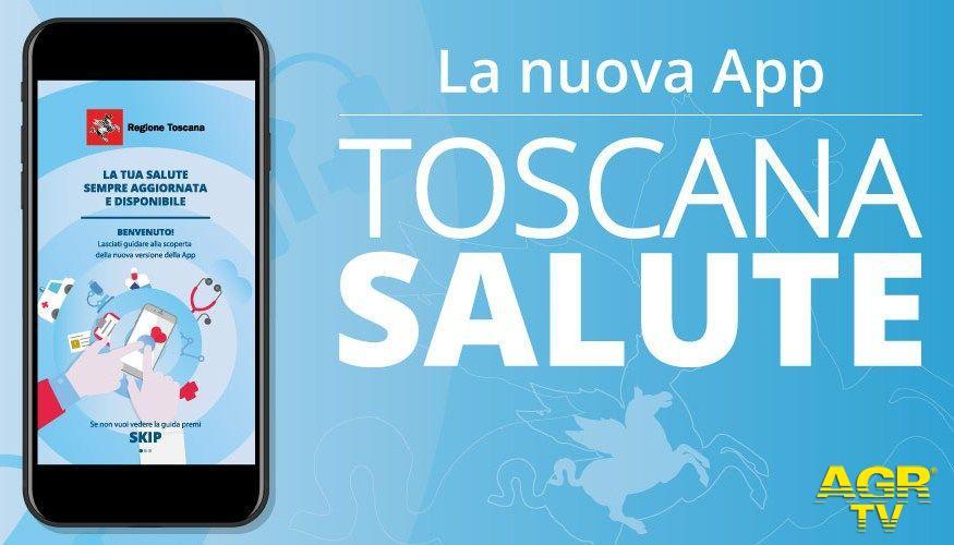 Applicazioni Toscana Salute