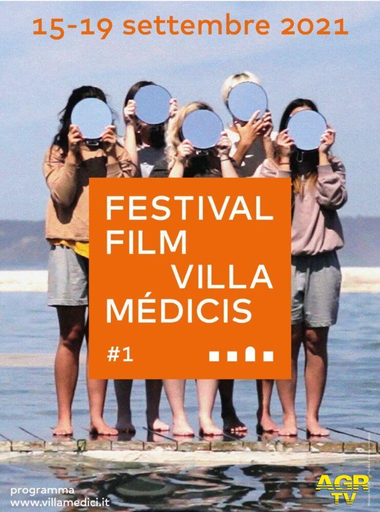 festival film villa medici locandina