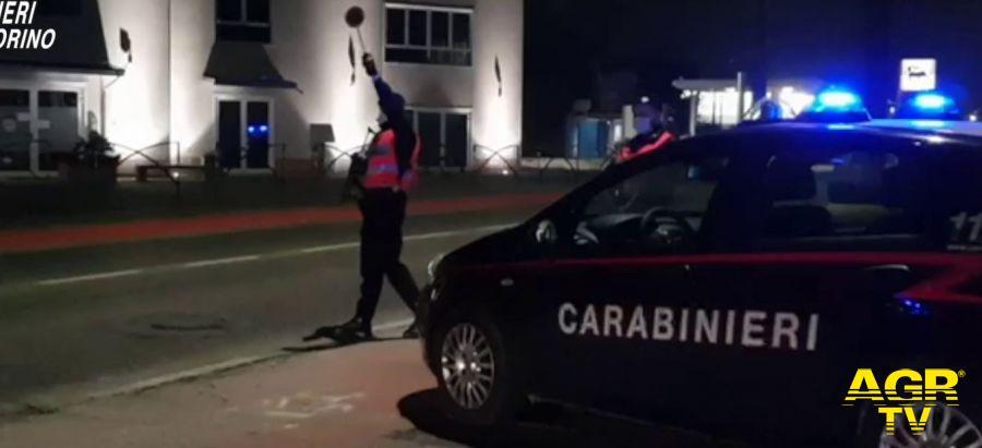 Furti in aziende e tir, maxi operazione dei Carabinieri