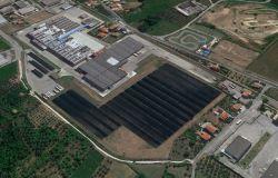 Serenity-Ontex dà il via al più grande progetto italiano per la produzione e il consumo di energia solare in loco