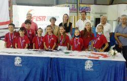 Il Trofeo delle Regioni a Prato. Da tutta Italia i migliori under 11 del pattinaggio artistico