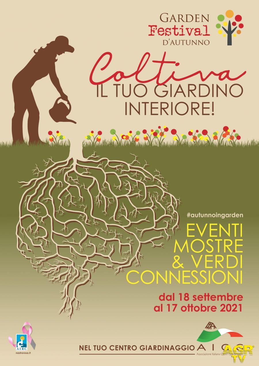 A Pomezia il Garden Festival d'Autunno, il giardino del benessere sul tuo balcone