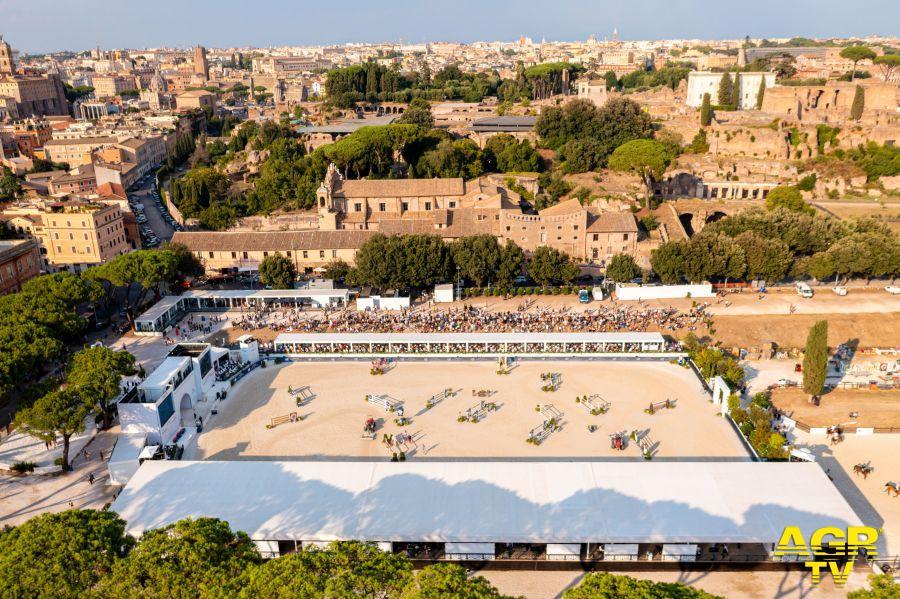 Equitazione, nuovi brividi in arrivo al Circo Massimo con la Special Edition Longines Global Champions Tour