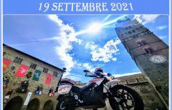 Pistoia. Domenica 19 settembre in piazza del Duomo motoraduno della Polizia Municipale