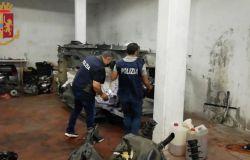 Borghesiana, ladri d'auto smontavano i pezzi di ricambio e li rivendevano, un arresto e due denunce