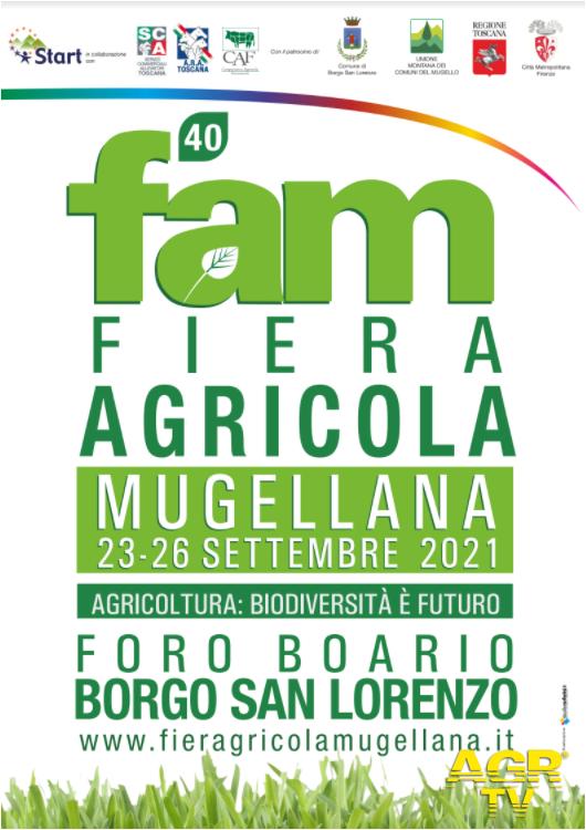 Redazione di Met Torna la Fiera Agricola Mugellana, festeggiando la 40° edizione
