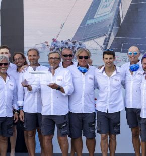 Vela, tra i maxiyacht Selene Halifax si piazza secondo al The Nations Trophy e terzo nella Mediterranean League