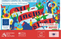 Giornate Europee del Patrimonio 2021 al Parco archeologico di Ostia Antica