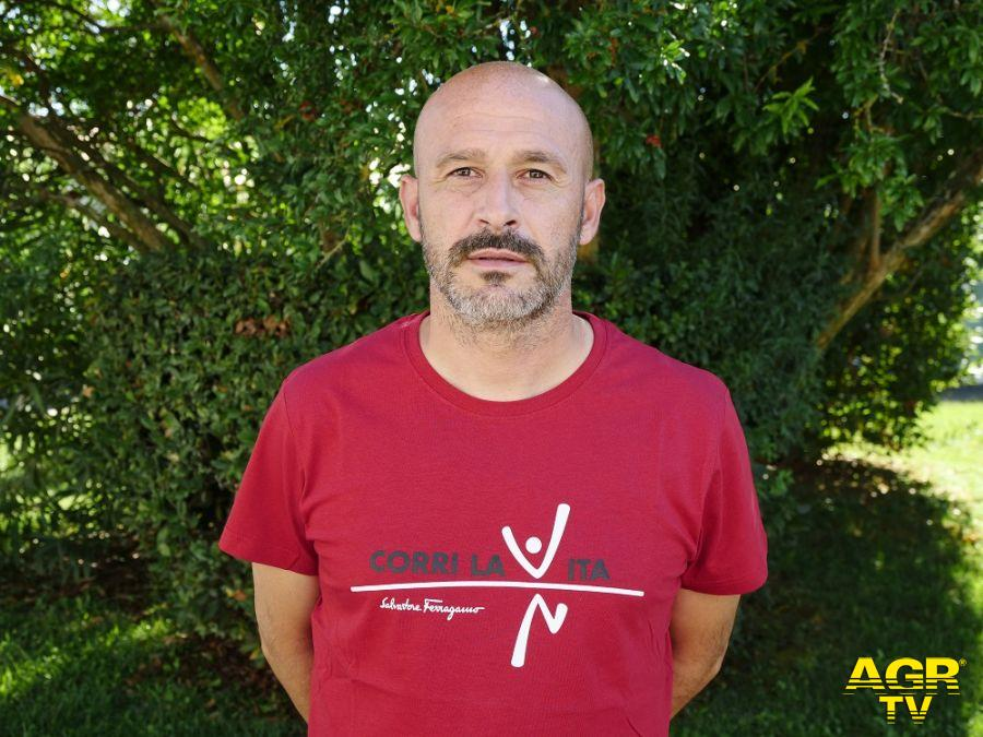 Non-profit in provincia di Firenze Corri la Vita: anche il Mister italiano tra i testimonial della manifestazione