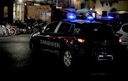 Furto mediante esplosione al bancomat della filiale MPS di Certaldo