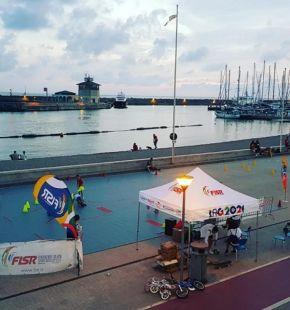 Ostia, nel week end al porto turistico Un mare di sport per tutti