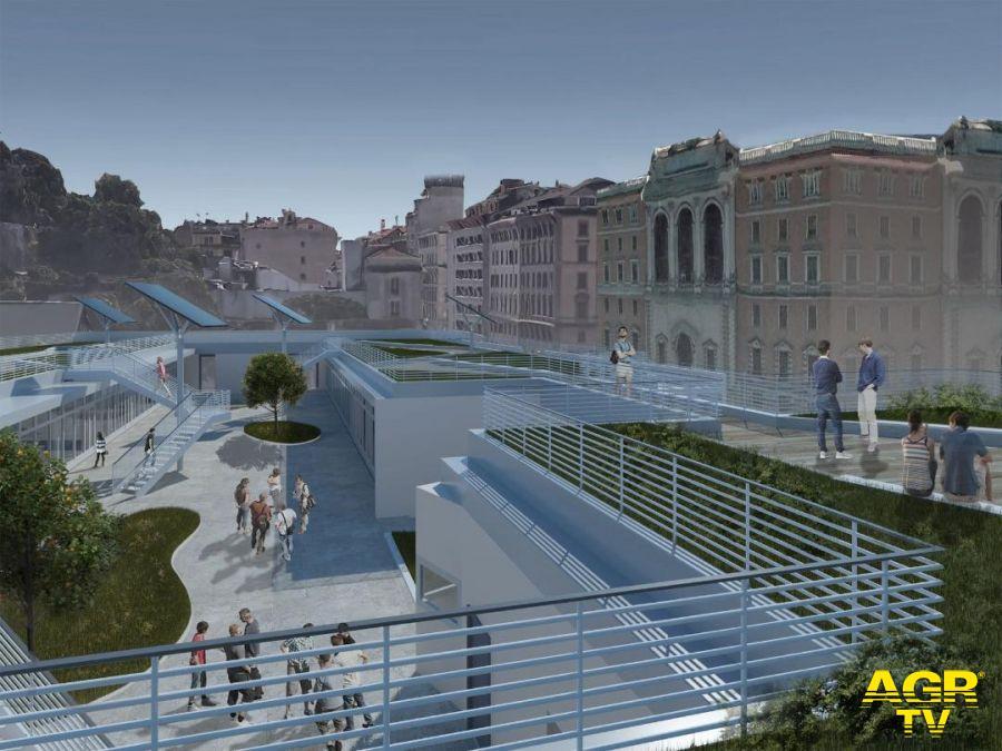 la nuova facoltà di architettura al borghetto flaminio