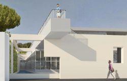 progetto facoltà architettura borghetto flaminio