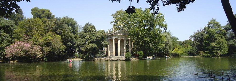 Roma, via alla riqualificazione del verde nelle Ville storiche