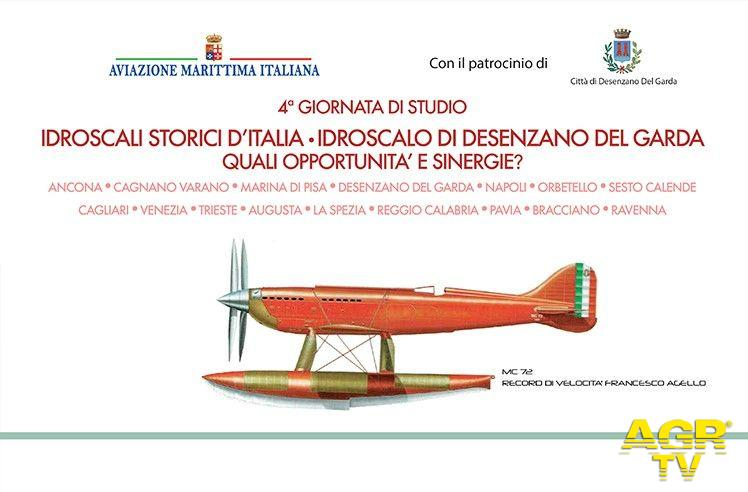 Aviazione, nasce il circuito degli Idroscali storici d'Italia