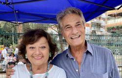 Sandro Sassoli con Simonetta Matone