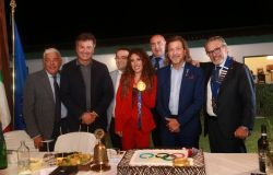 Antonella Palmisano Ambasciatrice del Rotary Club Ostia