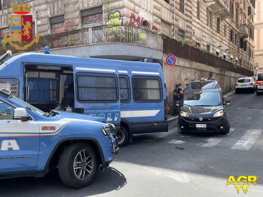 Roma violenta, presi quattro baby rapinatori