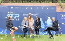 Grazie a Tennis & Friends Salute e Sport a Torino ha vinto la  prevenzione.