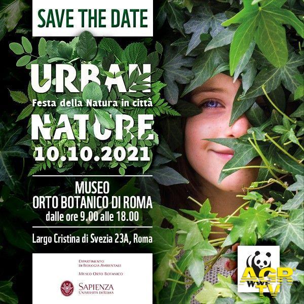 urban nature locandina