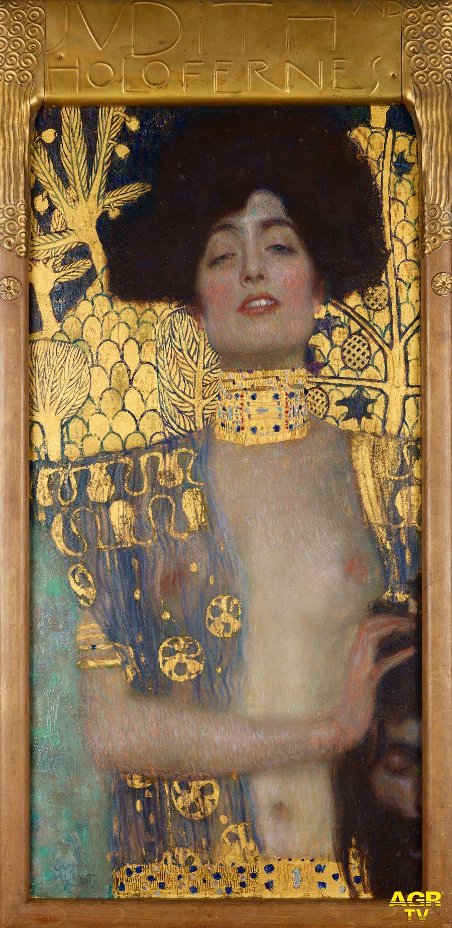 Roma. dopo centodieci anni, Gustav Klimt torna in Italia