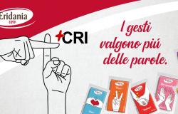 """Eridania e Croce Rossa Italiana insieme per diffondere gesti di dolcezza"""""""