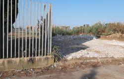 Acilia -  rifiuti abbandonati e discariche abusive.