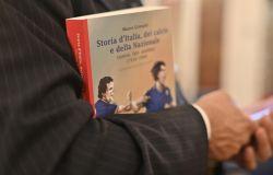 Storia del calcio e della nazionale.... Mauro Grimaldi presenta il secondo volume