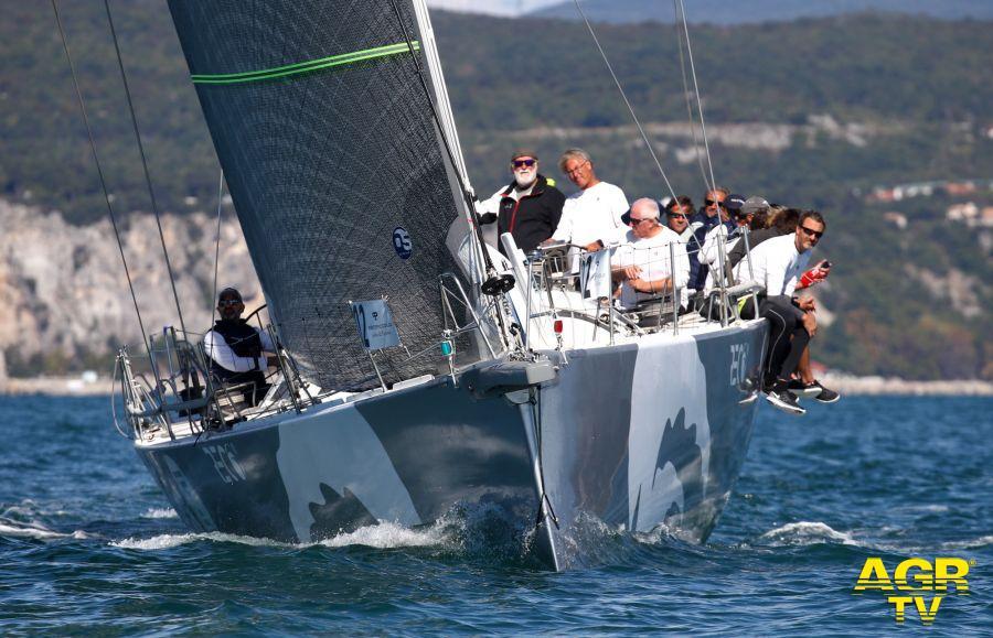 Anywave Safilens  in regata