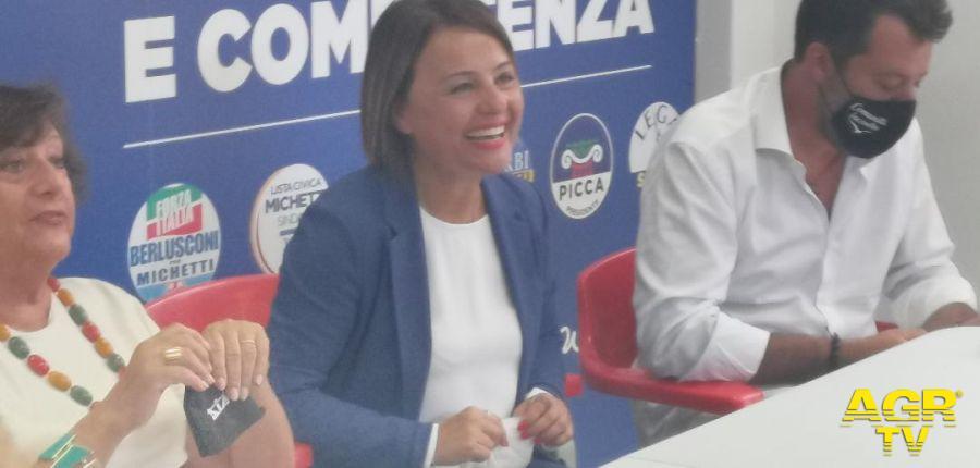 inaugurazione Comitato elettorale Monica Picca