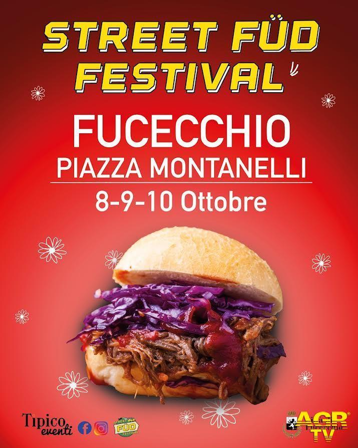 Comune di Fucecchio Fucecchio. Piazza Montanelli pronta ad accogliere lo Street Food Festival