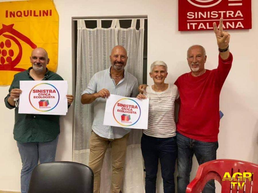 Mario Falconi incontra i rappresentanti di Sinistra Civica Ecologista