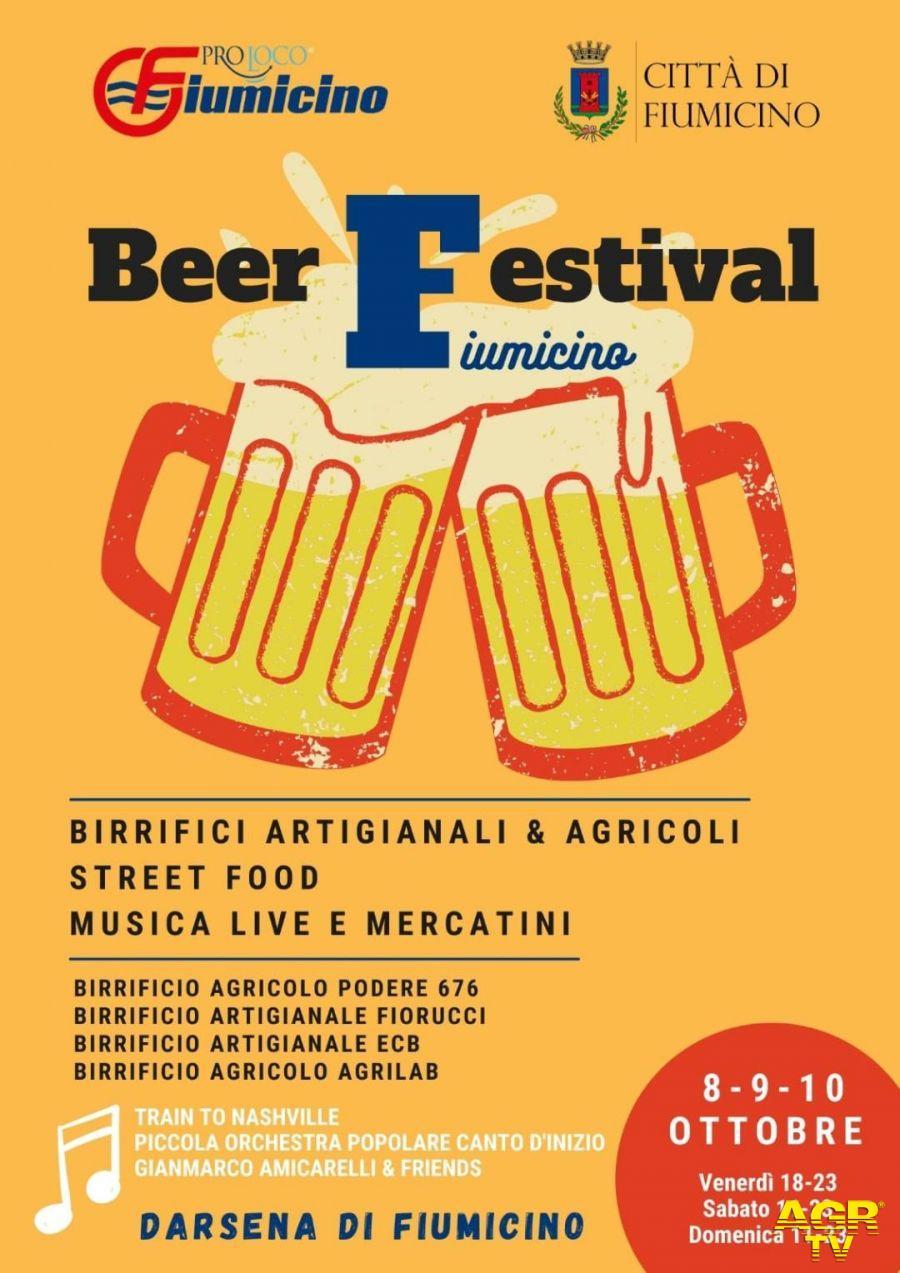 Festival delle birre artigianali locandina