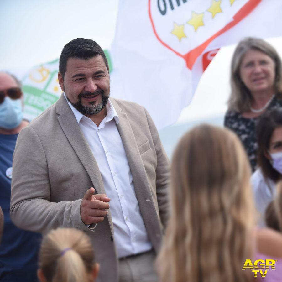 Alessandro Ieva Vice presidente x municipio