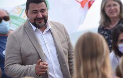 Alessandro IEVA - Vice Presidente X Municipio si congratula per il positivo risultato elettorale che ha portato Picca e Falconi al ballottaggio