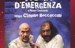 Teatro, al Manfredi riparte la stagione con Uscita d'emergenza