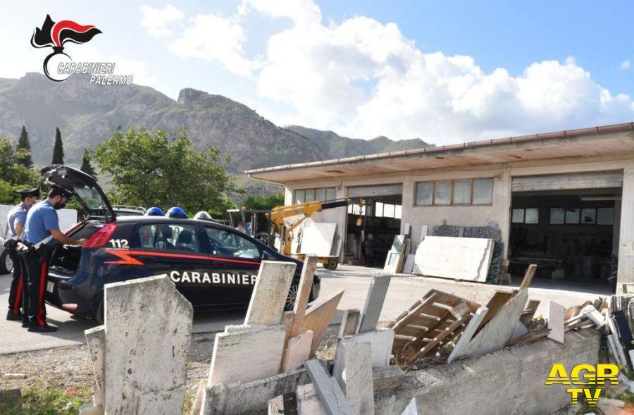 Palermo, duro colpo alla mafia sequestrati beni per 500 mila euro