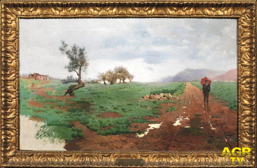 Musei Statali Presentati agli Uffizi tre dipinti donati dagli amici americani del museo fiorentino